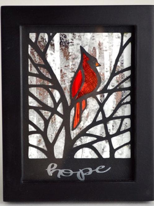 Hope - Mini Cardinal