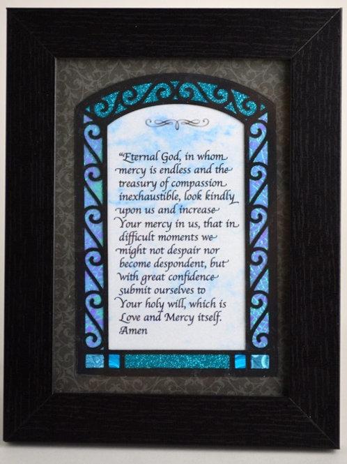Single Arch - Window Prayer