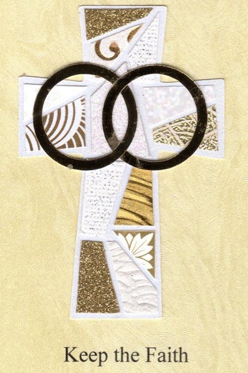 Sacramental Mini-Cross