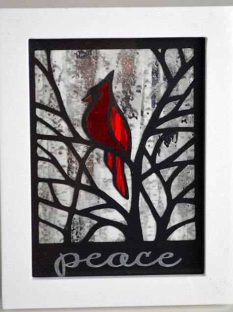 Peace - Mini Cardinal