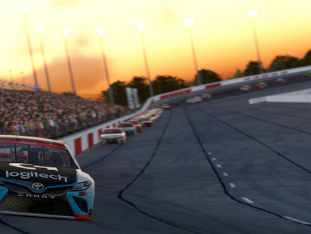 LOGITECH G JOINS FORCES WITH 23XI RACING AND ENASCAR IRACING SERIES DRIVER MITCHELL DEJONG