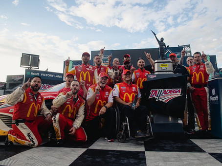 WALLACE MAKES HISTORY WITH FIRST CAREER CUP VICTORY