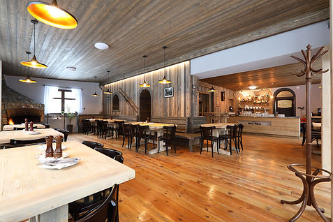 restaurace Praha Harrachov