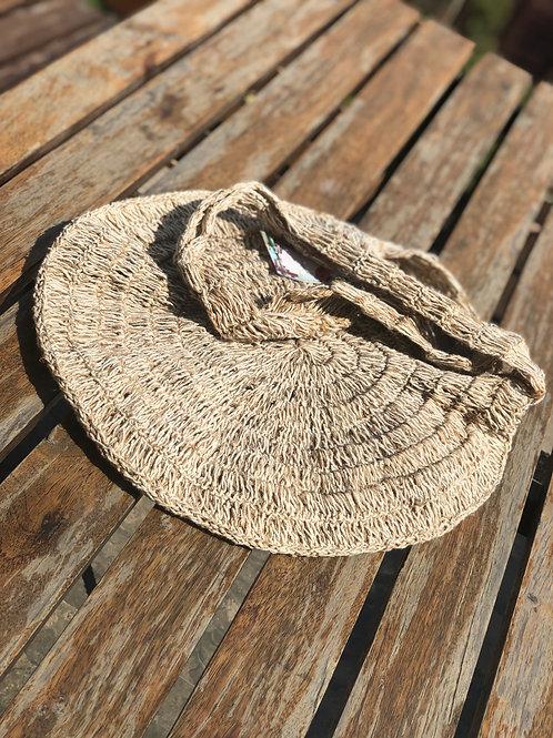 Woven Hemp Bag