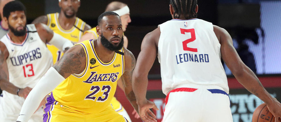 Previewing NBA Opening Night