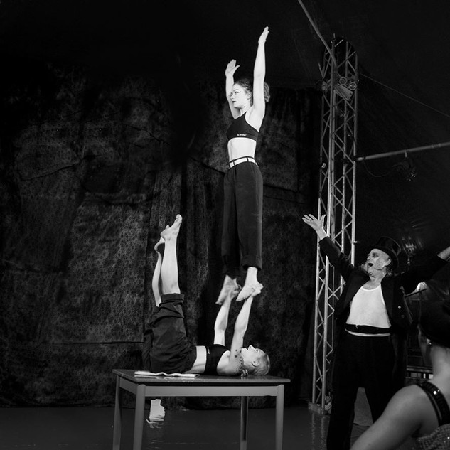 Circus on the Top 2015, Lia Jacobi 3/30