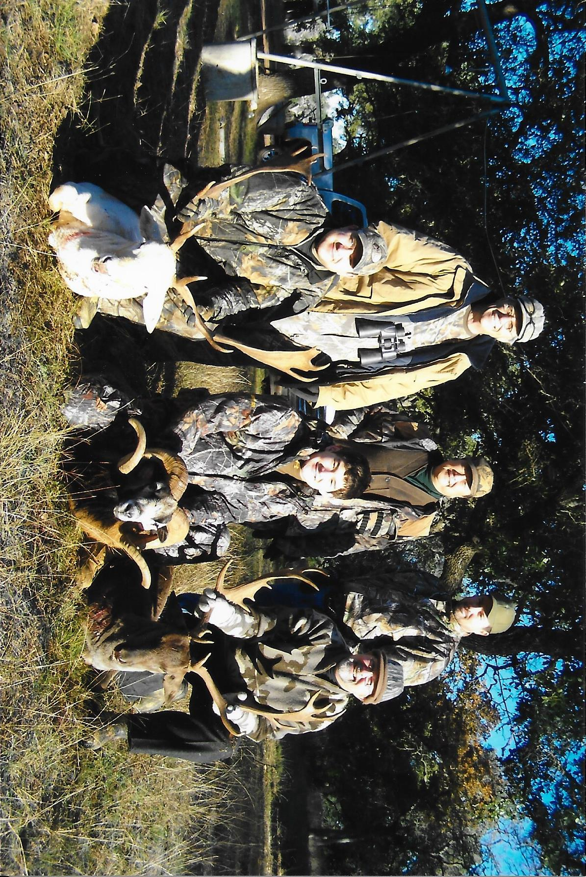 Monteith Ranch Hunting