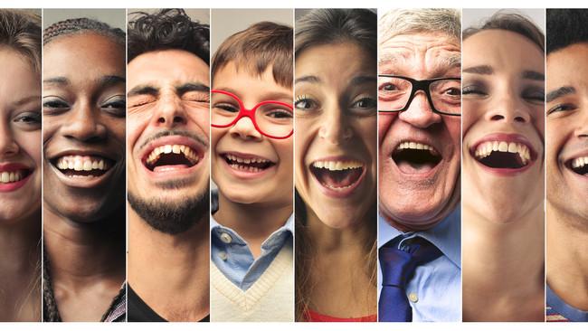 The 7L's: Laugh More
