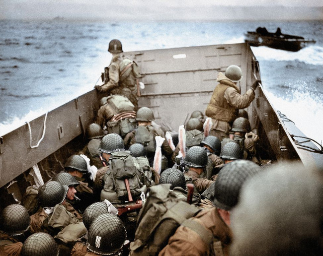 On this 75th Anniversary of D-Day