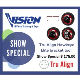 Tru Align VISION Hi-Tech Training & Expo Show Special