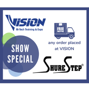 Shure Step VISION Hi-Tech Training & Expo Show Special
