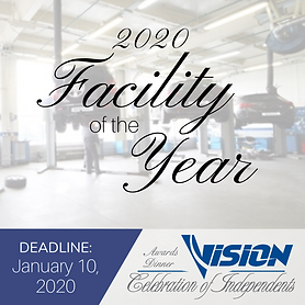 Automotive Facility of the Year Award