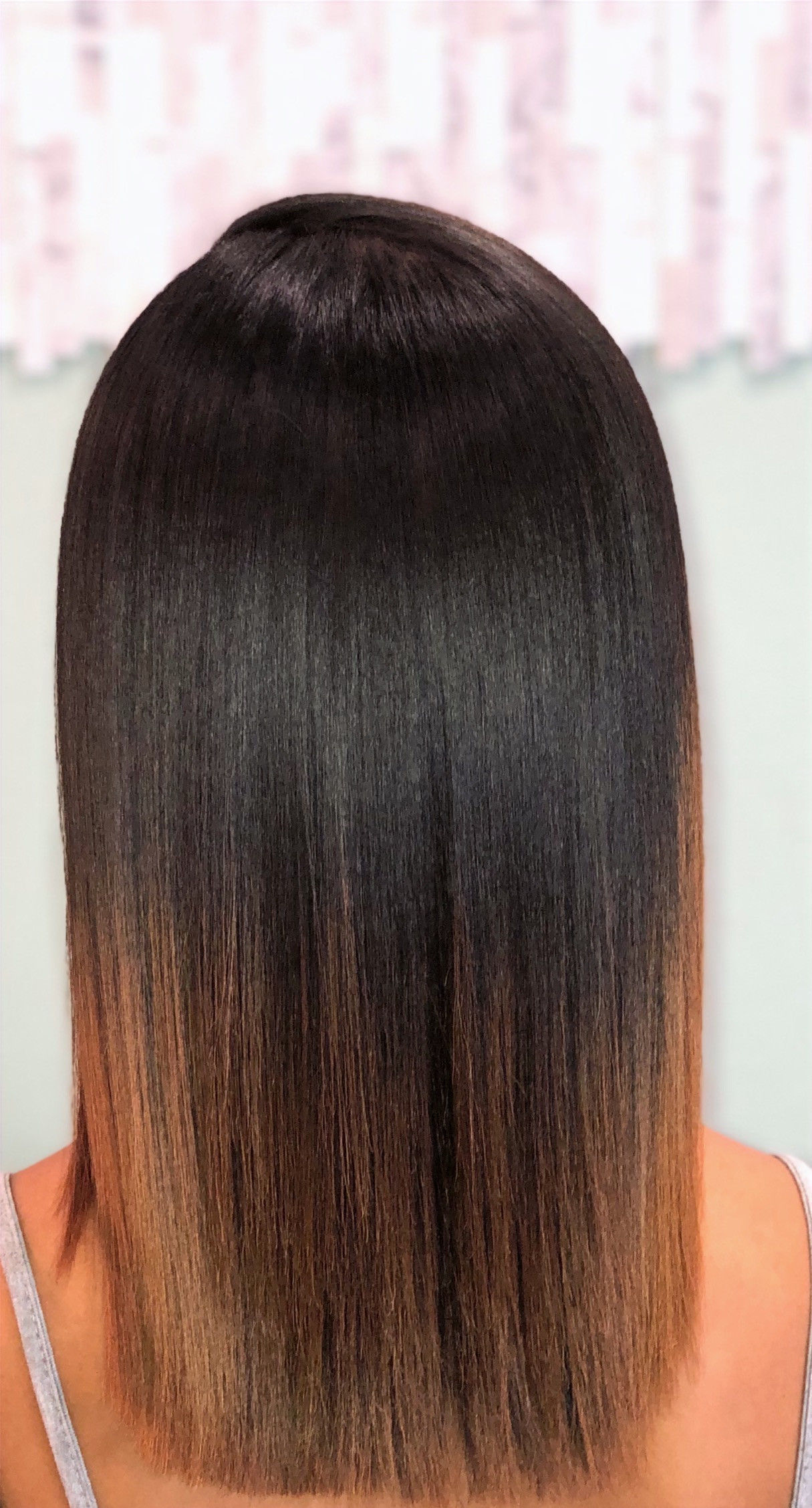 Flat Iron Only