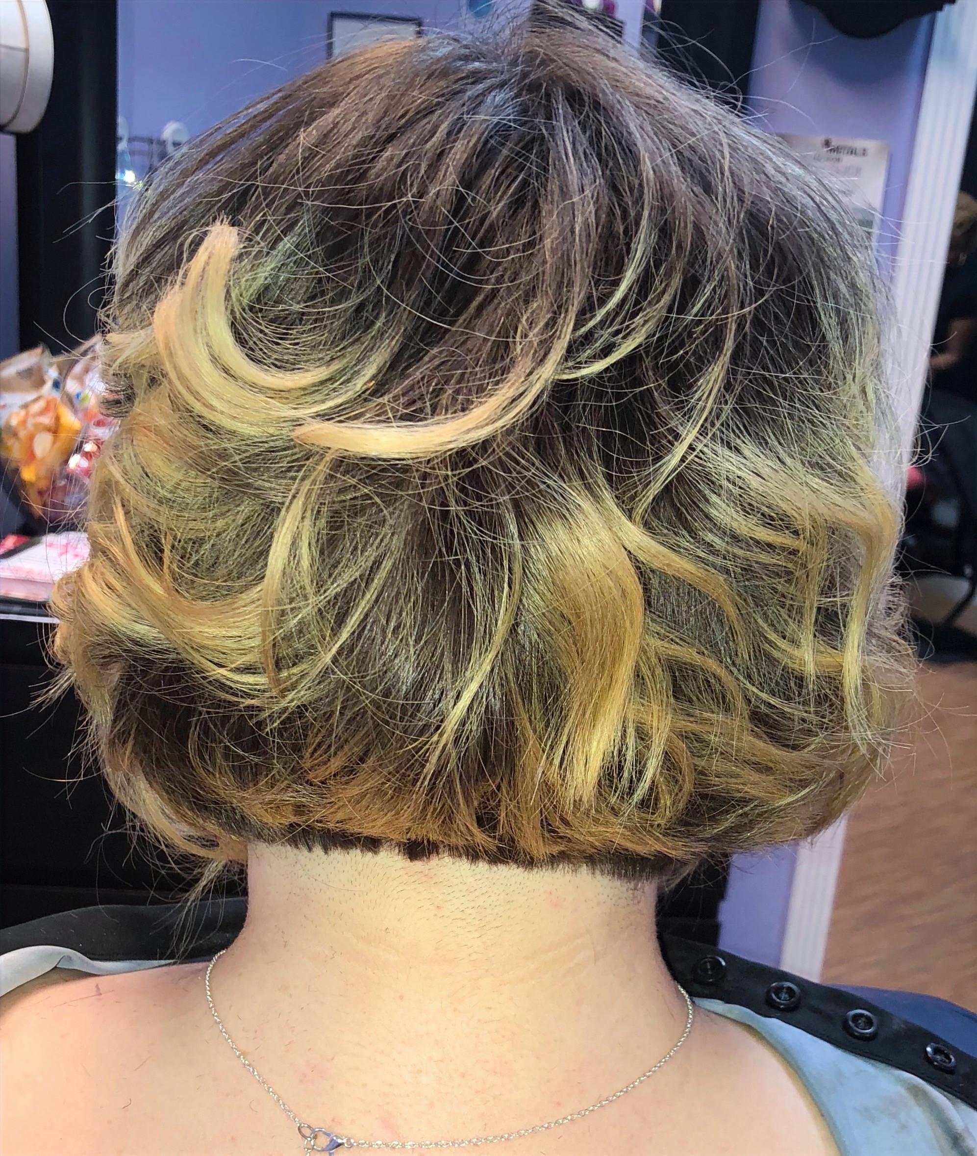Technical Haircut