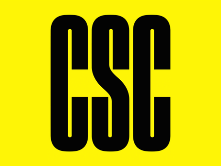 CSC THEATER LOGO DESIGN