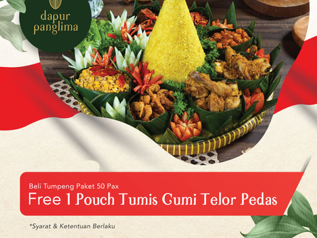 Promo Tumpeng Dapur Panglima