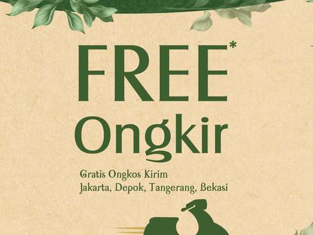 Promo Free Ongkir Dapur Panglima