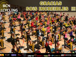 GRÁCIAS POR EL BCN ALLCYCLING'16