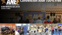 SCS-BIKE una año más en la CONVENCIÓN ANEF 100% FREE..., dia 5 de marzo de 2016, (Olimpics Vall d&#3