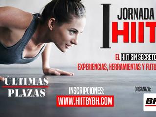 I Jordana BH HIIT, en Barcelona.