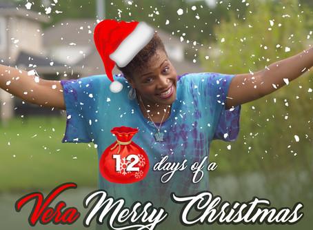 12 Days of a Vera Merry Christmas
