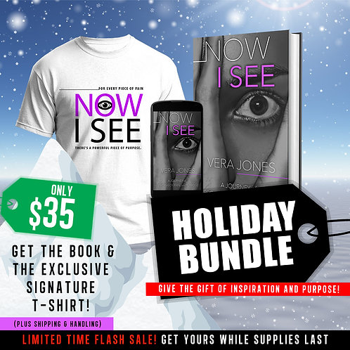 NOW I SEE: Holiday Bundle