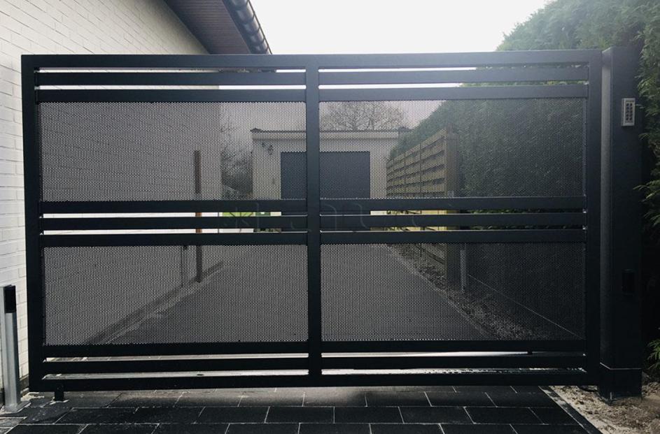 Perfo met horizontale balken