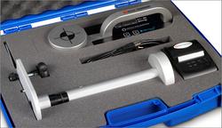 Koffer met blueforce test