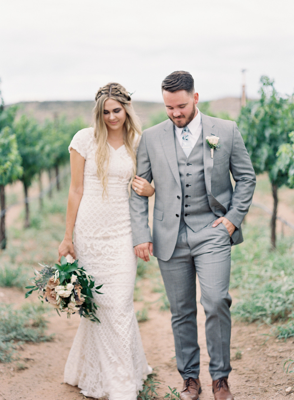 Alcantara Vineyards Wedding, Arizona Fine Art weddings, Arizona fine art wedding photographer