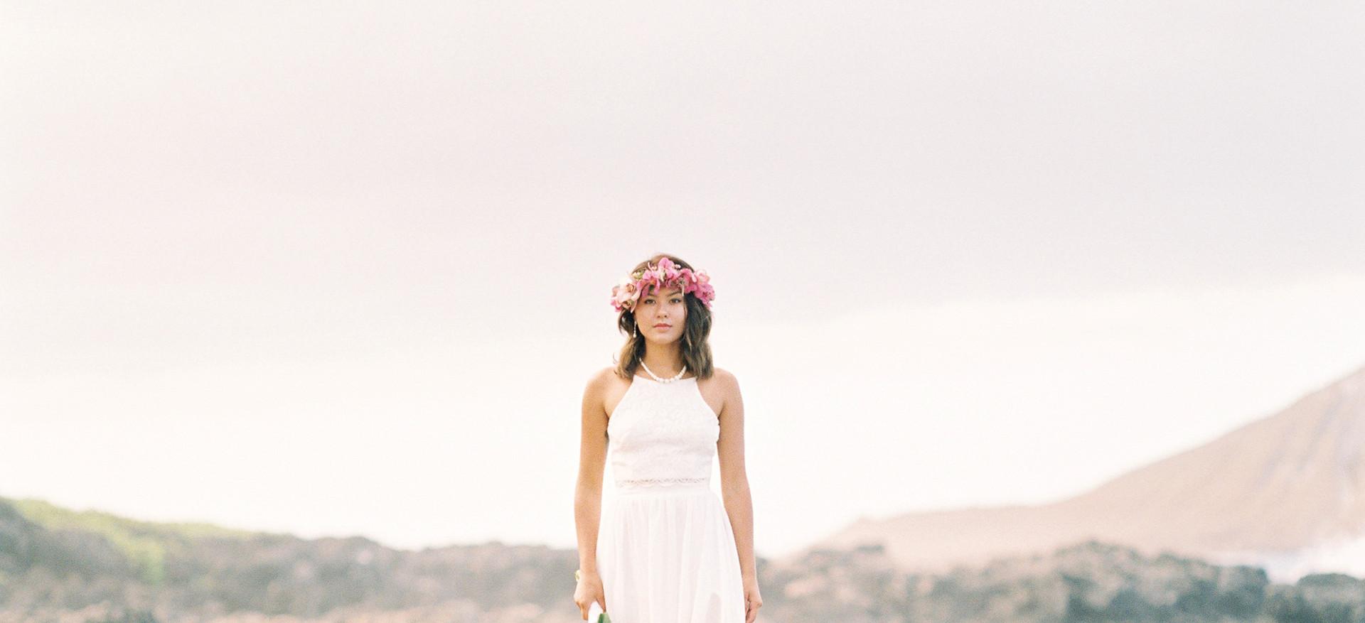 Fine Art Hawaii Wedding