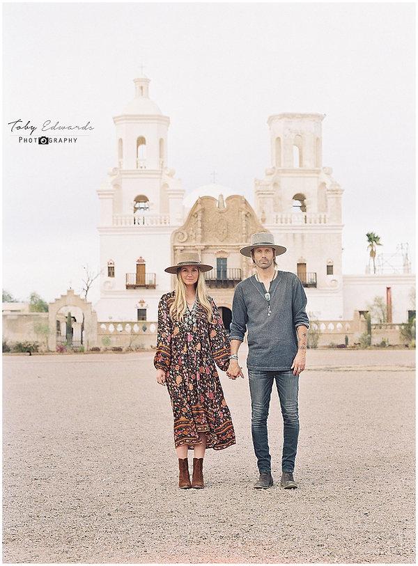 San Xavier Del Bac wedding- Tucson fine art wedding-Toby Edwars photography-Arizona wedding photographer-Tucson wedding photographer
