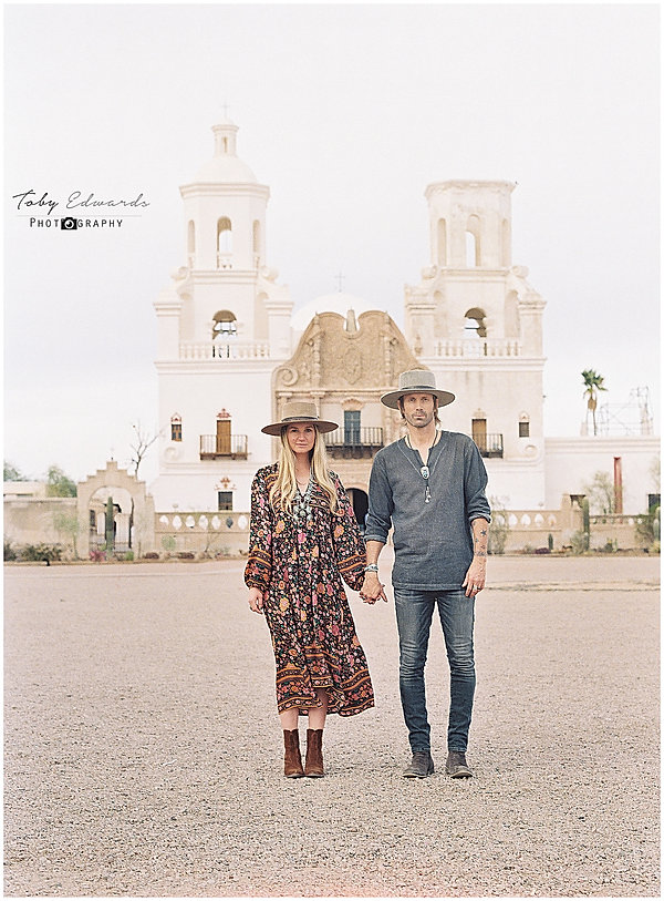 San Xavier Del Bac wedding- Tucson fine art wedding-Toby Edwars photography-Arizona wedding photographer-Tucson wedding photographer