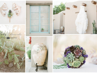 Jessica and Matthews Desert Botanical Wedding