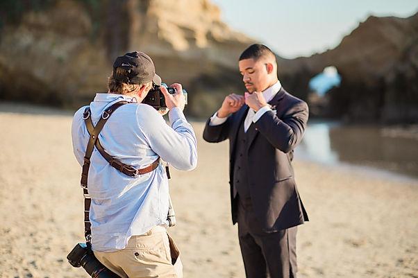 Fine art wedding, Laguna Beach wedding, Laguna beach, CA