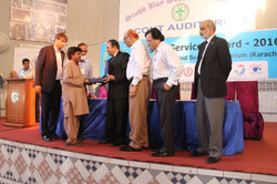 Pakistan Services Award