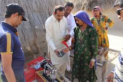 Sewing Machine Distribution