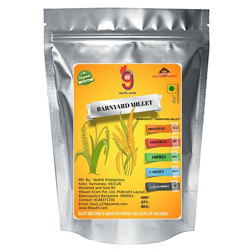 Barnyard Millet (oodalu/kuthiraivali/ Sanwa)