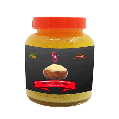 Desi Cow Ghee Pure, Natural & Organic