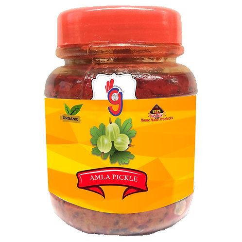 Organic AMLA PICKLE