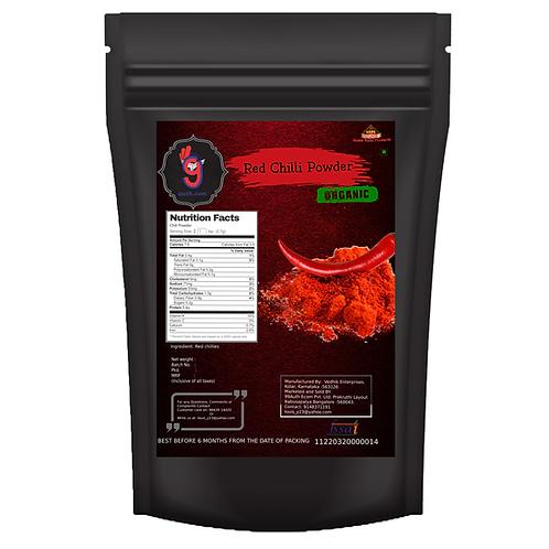RED CHILLI POWDER/ Lal Mirch Powder Organic No Chemical Natural