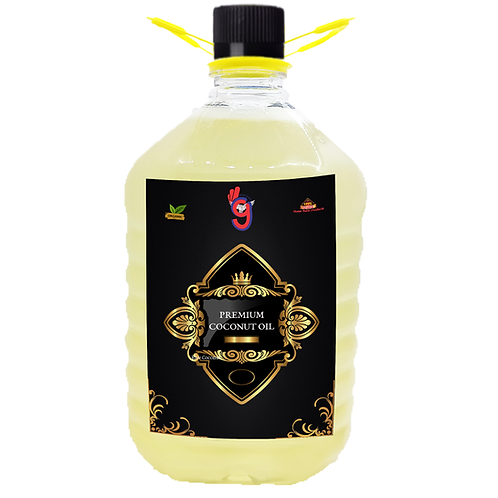 Premium Royal Rich Quality Cold Pressed Multi Purpose Coconut Oil