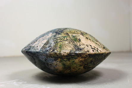 Found Object Pots