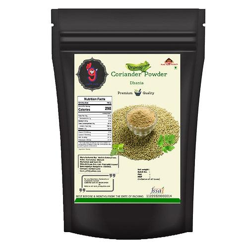 Coriander Powder/ DHANIA POWDER Organic No Chemical Natural
