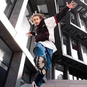 """Jakub """"O Shit"""" Kamiński hip - hop dance"""