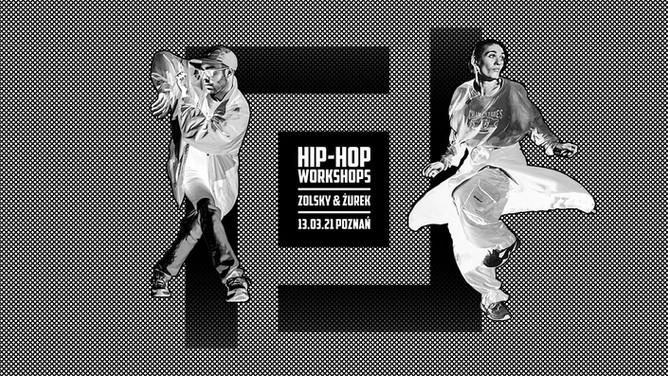 ◾ Hip Hop workshops Poznań - Żurek & Zolsky