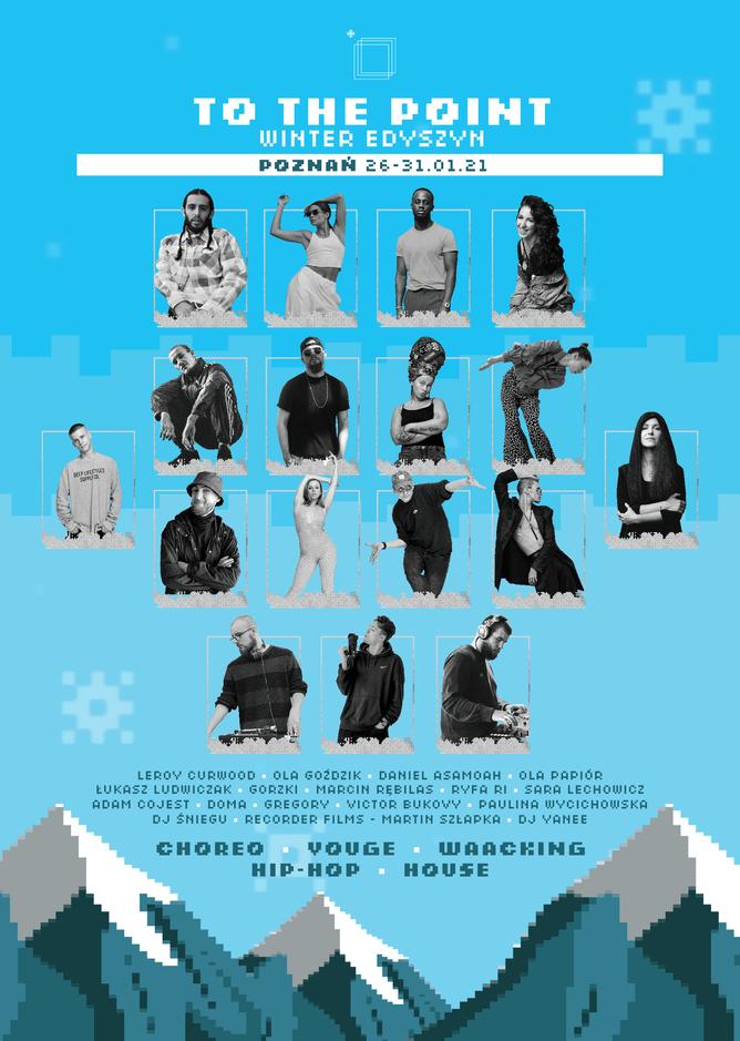 ▪️ To The Point warsztaty taneczne - Winter Edyszyn 2021