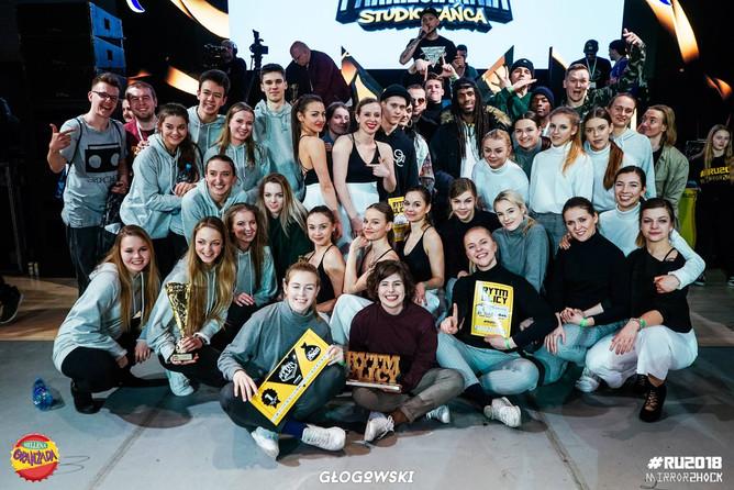 ■ Point Dance Studio na Rytmie Ulicy 2018!