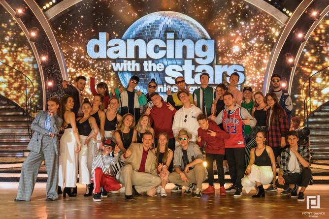 """■ Point Dance Studio w 8 edycji programu """"Dancing with the stars - Taniec z Gwiazdami"""""""