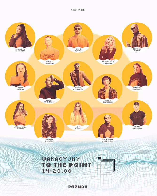 ■ Wakacyjny To The Point 2020 - choreo Poznań