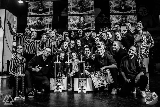 Point Dance Studio na Rytmie Ulicy 2017